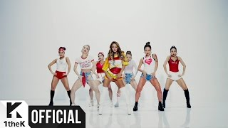 [MV] Hyolyn(효린) _ Paradise