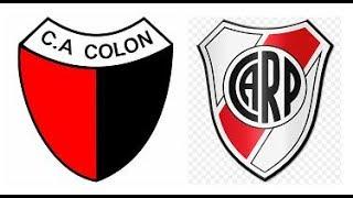 Colon vs River Plate 20:00hs en VIVO| [HD] 720P
