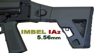 Novo Fuzil Brasileiro IA2 5.56 mm