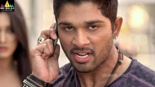 Iddarammayilatho Telugu Movie Part 10/11 | Allu Arjun, Amala Paul, Catherine Tresa  Sri Balaji Video