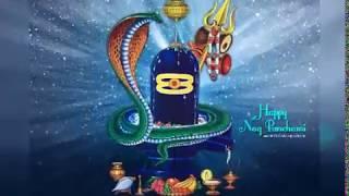 Nagini shiva shivaya potriya sun TV editing song