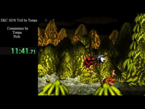Xxx Mp4 TAS Donkey Kong Country 101 In 41 18 By Tompa Live Commentary 3gp Sex