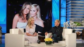 Jennifer Aniston Settles Whether She