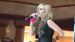 Ashley Tisdale - Not Like That LIVE!