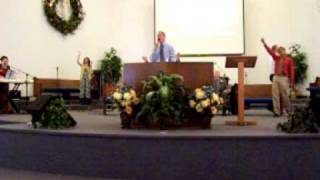 """Trading My Sorrows""  At First Apostolic Church of Mishawaka Indiana"