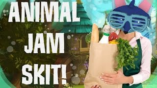 The Odd Shop (Animal Jam Skit) Pilot Episode.