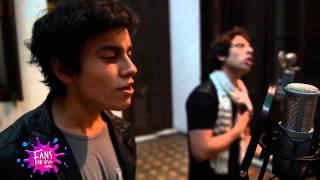 Aquí estoy yo (Acústico) - Agustín Bernasconi (ft. Maxi Espindola)