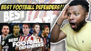 Best Football Defenders - Center Backs - 2015/16 HD Reaction