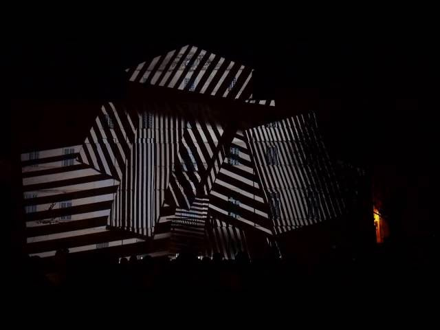 Coeur de Ville en Lumières Montpellier 2016/Musée Fabre... ;-p