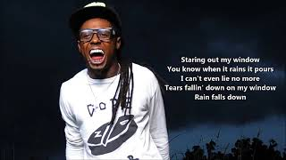 Lil Wayne - Hell Rain ft. Trippie Redd & HoodyBaby (Officiall Lyrics)