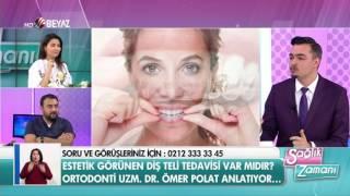 Uzman Dr. Ömer Polat - Beyaz Tv Sağlık Zamanı 12.03.2017