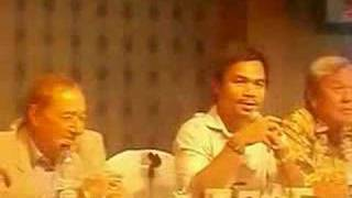 Pacquiao unfazed by Ara Mina rumors