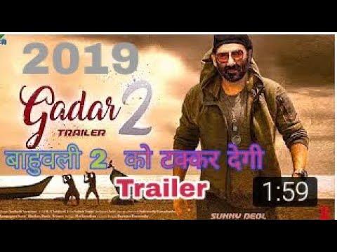 Gadar 2 Ek Prem Katha Returns Movie - HD Trailer   Fanmade   Sunny Deol   Kareena Kapoor Khan
