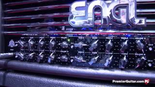 NAMM '14 - Engl Amps Invader II & Tube Poweramp 810 Demos