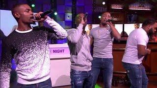 Broederliefde swingt met grote hit 'Jungle' - RTL LATE NIGHT