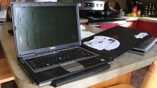 LAN Party & Broken Laptops *UPDATE*