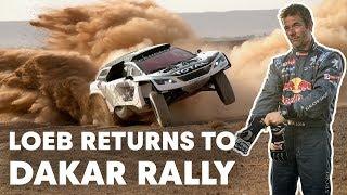 Sébastien Loeb Will Race the 2019 Dakar as a Privateer | Dakar Rally 2019