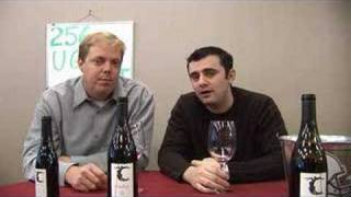 Tensley and Vaynerchuk Talk About Parker, Syrah and Wine. -