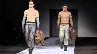 giorgio armani men 39 s collection fall winter 2011 2012 youtube