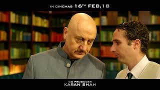 Aiyaary Poem   Anupam Kher   Aiyaary- A Neeraj Pandey Film   Releases 16th February 2018