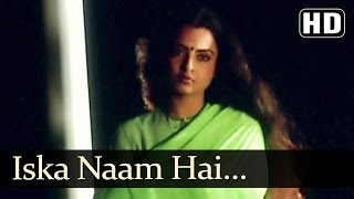 Iska Naam Hai Jeevan (HD) - Jeevan Dhara Songs - Raj Babbar - Rekha - S P Balasubramaniam