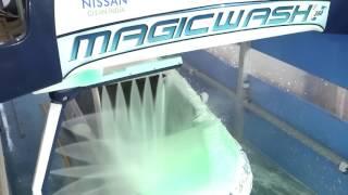 MagicWash 360 By Nissan Clean India Pvt. Ltd.