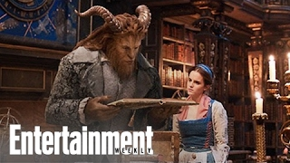 Beauty And The Beast: Live-Action Remake First Look | Story Behind The Story | Entertainment Weekly