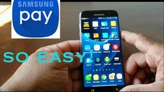 Samsung Pay: How to Set it Up!