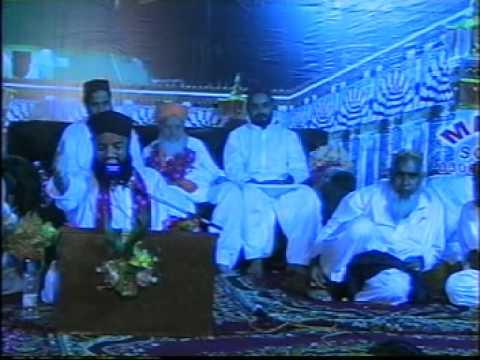 men to punj tun ka ghulam hoon by nadeem naushad in presenc of Olaad Khawaja Gharib Nawaz (R.A)