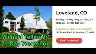 Weekend Workshop with Michael Tellinger in USA