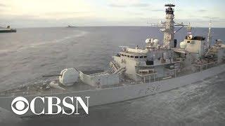U.S. believes Iran seized oil tanker missing in Persian Gulf
