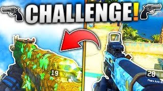 The GUN SWITCH CHALLENGE! (Challenge Me!)