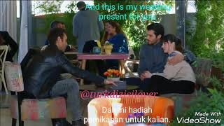 Dolunay 18: I know your marriage is fake... (English & Indonesian Sub)