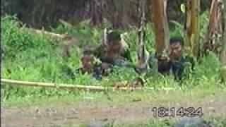 MILF combat military training