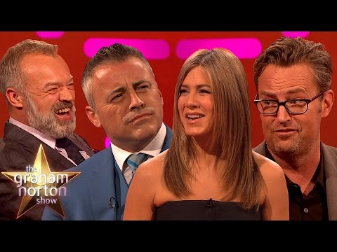 SO NORTON TOLD YOU LIFE WAS GONNA BE THIS WAY Best of FRIENDS on The Graham Norton Show
