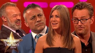 SO NORTON TOLD YOU LIFE WAS GONNA BE THIS WAY!   Best of FRIENDS on The Graham Norton Show
