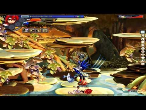 Jin iluminado(Tiu-Take) VS Lass Vingador .