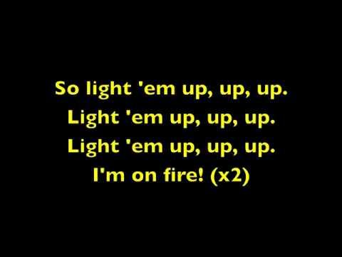Light 'Em Up Fall Out Boy Lyrics)