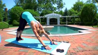 Stick-e Additional fitness exercises from Live What You Love Yoga Escape