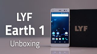 Lyf Earth 1 Unboxing and Hands On
