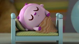 Малышарики - Засоня 😴💤- серия 67 - обучающие мультфильмы для малышей 0-4