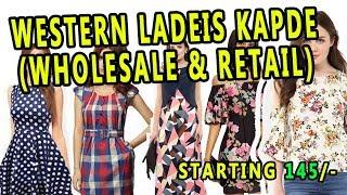 ladies western wear manufacturer in delhi (wholesale & Retail)