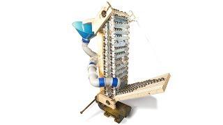 Marble Conveyer Belt 2.0 - Marble Machine X #61