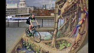 The Incredible 3D street art of Kurt Wenner