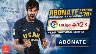 03/08/2016 Fútbol: UCAM MURCIA CF vs UD ALMERIA