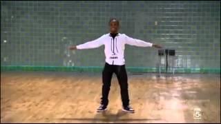 Um dos melhores dançarinos do mundo