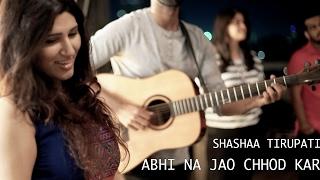 Abhi Na Jao Chhod Kar Lyrics - Hum Dono - LyricsOff.com