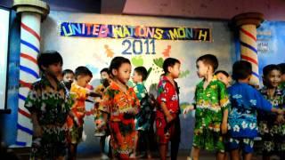 AIMCLC Nursery Boys Hawaiian Dance (10-22-11)