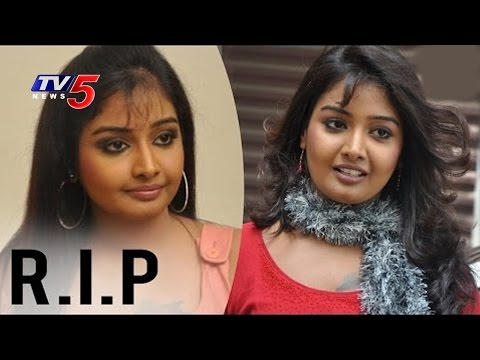 Tamil Actress Sabarna Anand Commits Suicide | Shock to Kollywood | TV5 News