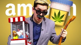 HOW TO PASS A DRUG TEST • AMAZON PRIME TIME